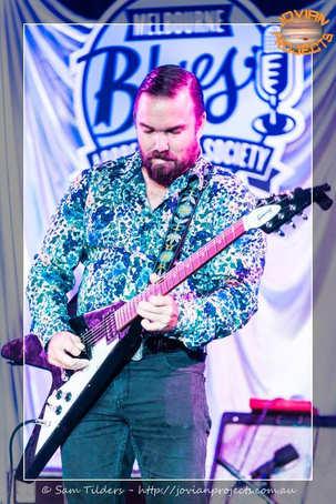 Sam Buckley presents Buckley's Blues