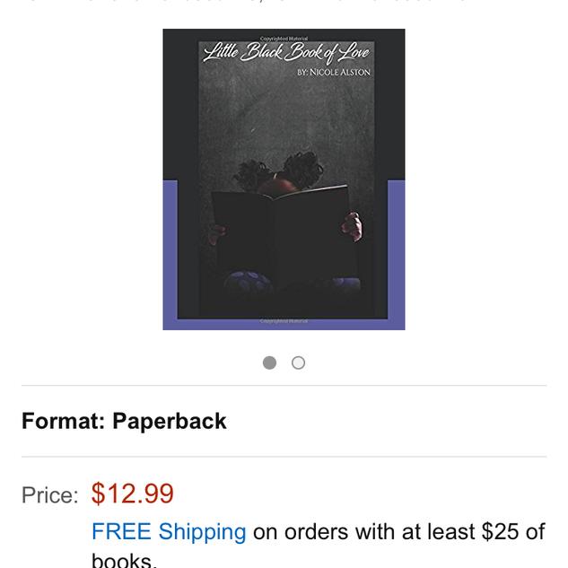Little Black Book of Love