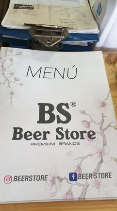 Premium brands and Cerveza