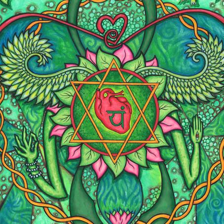 Anahata/Heart Chakra