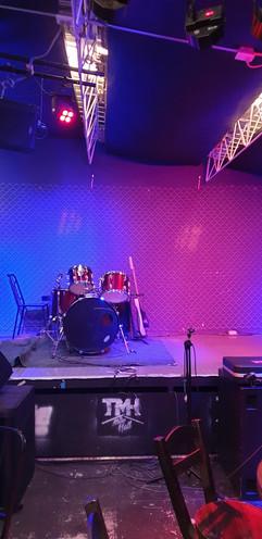 Photo Shoot at The Music Hall, Bogota.