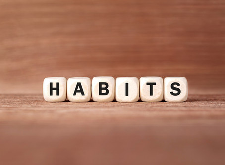 HOW TO CREATE HABITS THAT WILL STICK