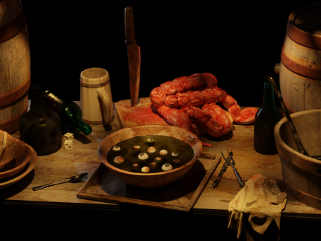 Eyeball Soup Part 6: Rendering