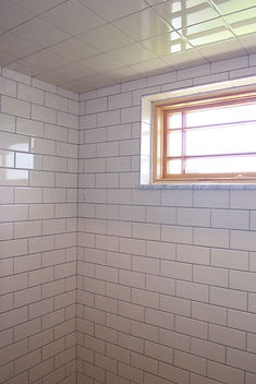 Subway Tile Shower Wall Tile