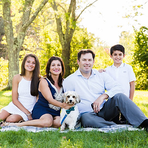 Anthony Family Session
