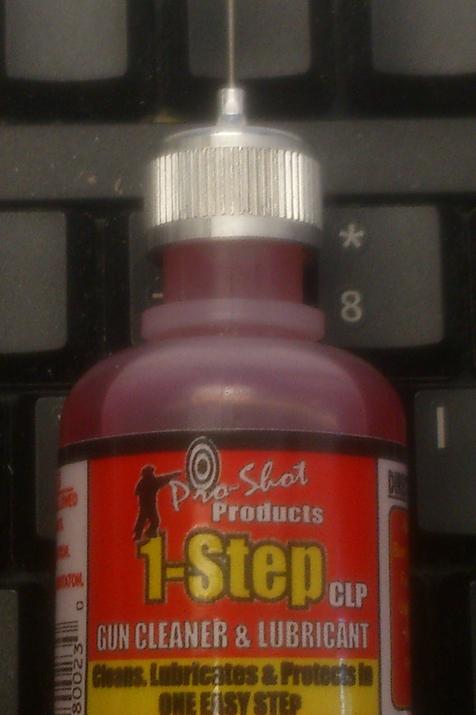 Pro-Shot 1 STEP CLP 1oz