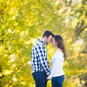 Sara and Stephen's Engagement Session