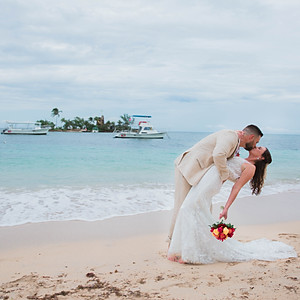 Chris and Crystal's Jamaica Wedding