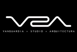 VSV + Vanguardia Studio - Logo letras bl