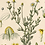 Thumbnail: Vintage Botanical Chamomile Canvas w/Magnetic Hanging Frame