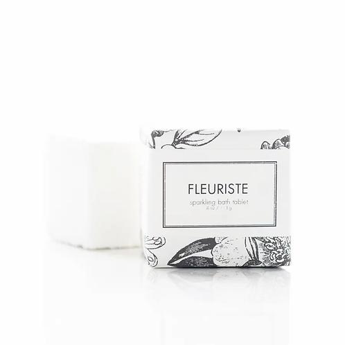 Fleuriste Sparkling Bath Tablet