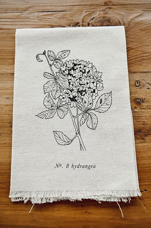 Botanical Napkin - Hydrangea