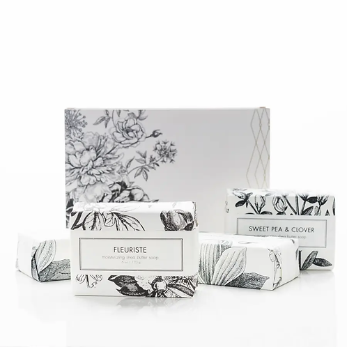 Soap Gift Set - Floral Lover Collection
