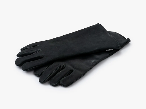 Leather Gloves - S/M