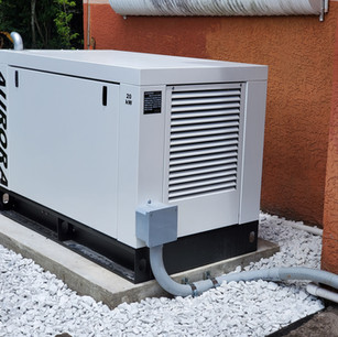 Generator Installation - Example