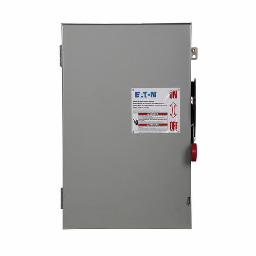 200 AMP Fusible Disconnect Switch | EATON