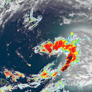 Another Tropical Depression