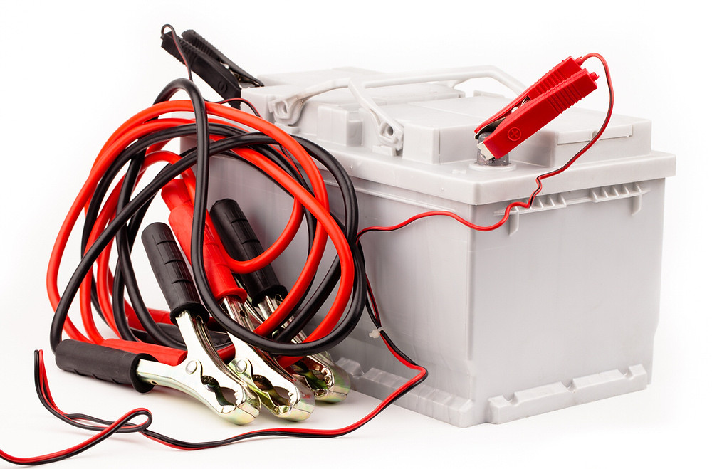 Generator Battery Charging Cables