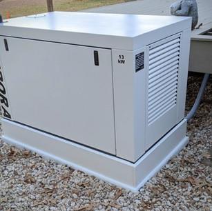 Backup Generator Installations