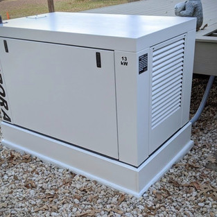 Backup Generator Installations