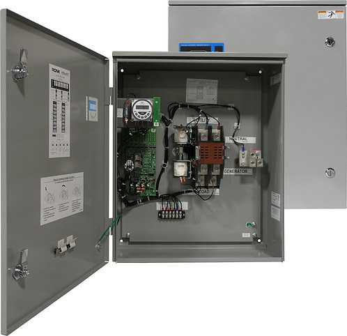 Vigilant Automatic Transfer Switch | Single Phase