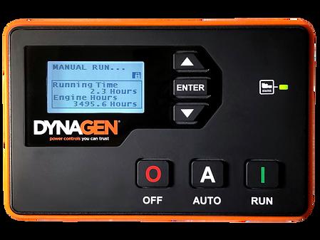 Advanced Generator Controller | Aurora Generators | DynaGen TG350 & TG410