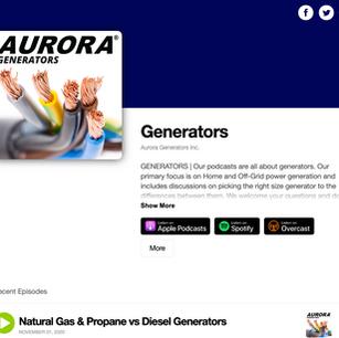 Natural Gas & Propane vs Diesel Home Generators