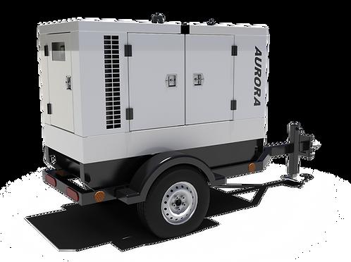 Hatz Diesel Generator - Towable Mobile