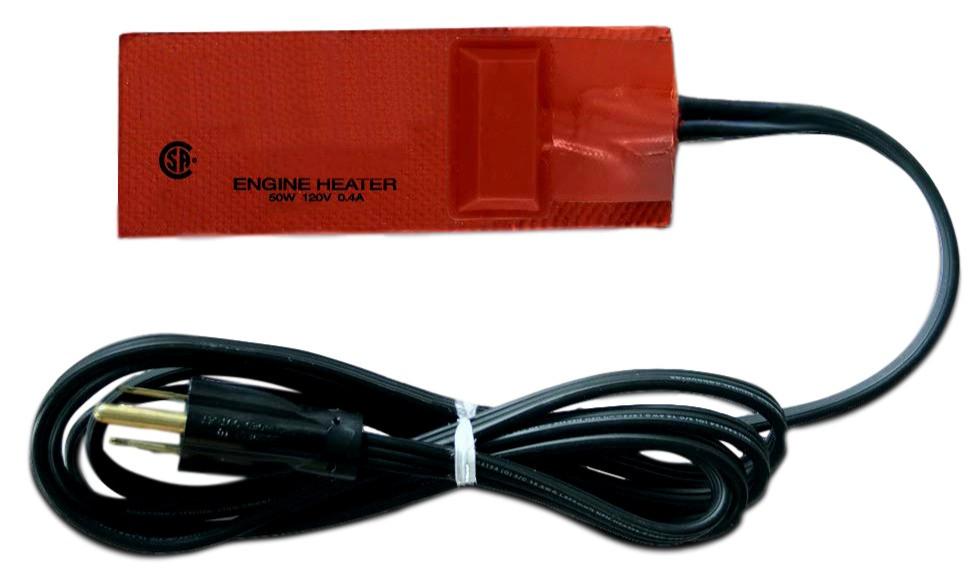Diesel Generator Oil Pan Heater