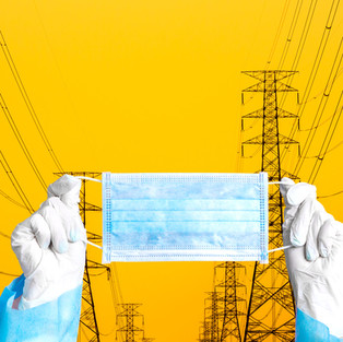 COVID-19 and The Power Grid