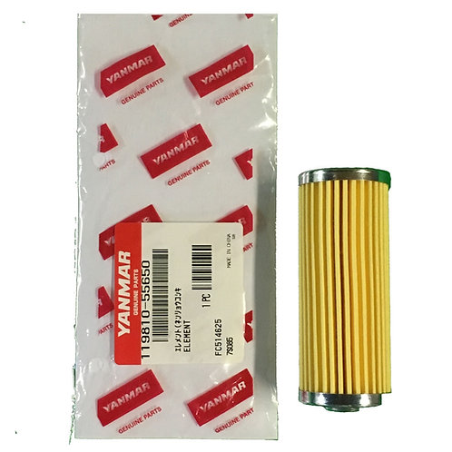 Yanmar Fuel Filter Element for 3TNV80F