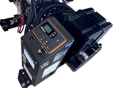 Diesel Generator with DynaGen TG Genset Controller