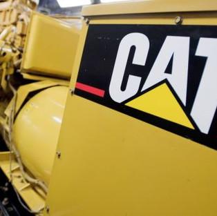 Caterpillar Suspends Production