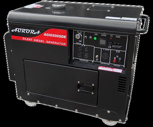Silent Diesel Generator | AGi6500SDE