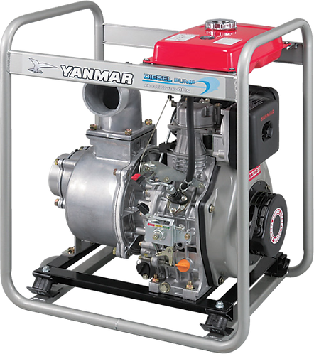 "Yanmar 4"" Trash Pump 
