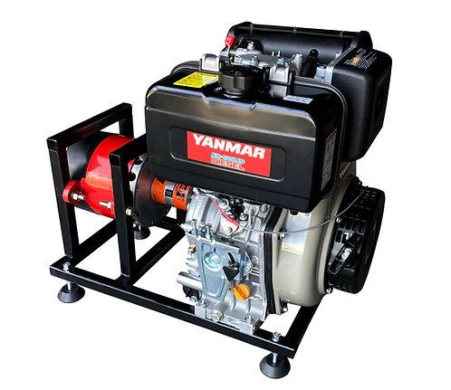 48 Volt DC Generator | Yanmar Engine