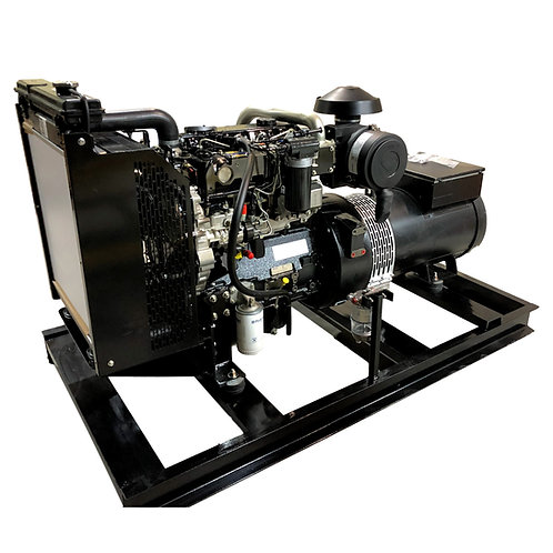 80 kW Diesel Generator