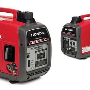 Honda portable generators recalled due to fire, burn risk