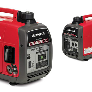 Honda portable generators recalled due to fire, burn risk