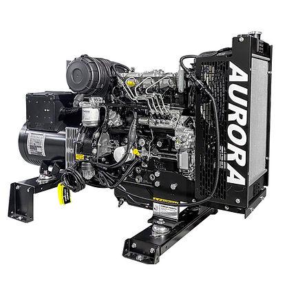 Perkins Diesel Generator from Aurora Generators