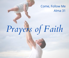 Prayers of Faith