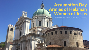 The Assumption of Mary, Armies of Helaman and Women of Jesus
