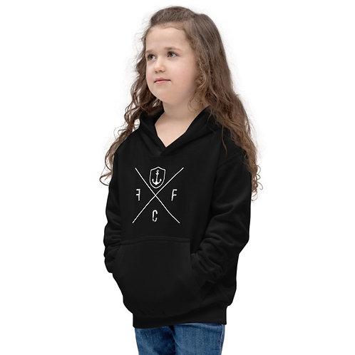 Cross/Anchor | Kids Unisex Hoodie