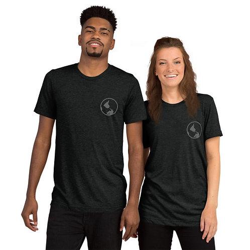 Globe | Unisex Triblend Short Sleeve T-Shirt