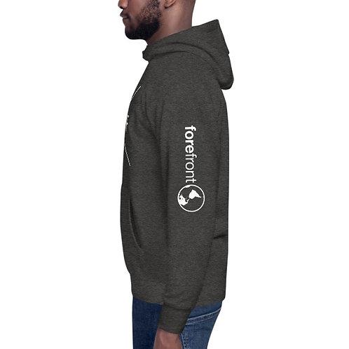Cross/Anchor   Premium Unisex Hoodie
