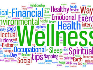 Wellness can be found in our Words