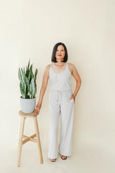 In frame: Peggy Li