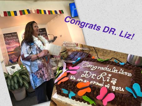 Honoring Rev. Dr. Liz