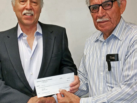 CSLB Supports local service organization