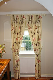 Curtains, Blinds, Roman Blind, Interior Design, Interior Designer, Leamington, Warwickshire, Midlands, Curtains, Blinds